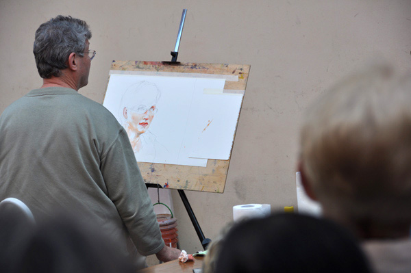 portrait demo le Haillan 2009 - 2