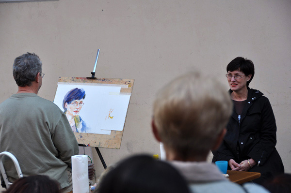 portrait demo le Haillan 2009 - 3