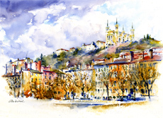 Fourviere, Lyon