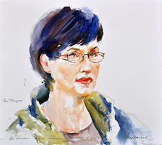 Portrait Demo, Le Haillan 2009